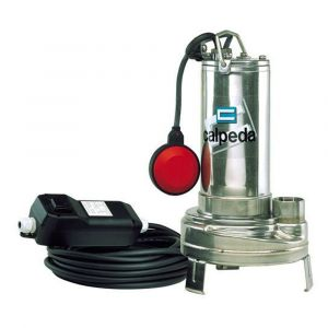 Calpeda GXCm 40A Automatic Sewage Submersible Pump (with floatswitch) 240V