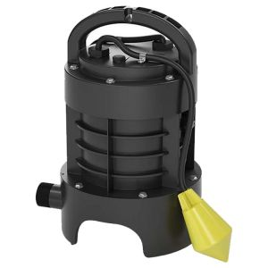 Saniflo Sanipump Submersible Macerator Sump Pump 240v