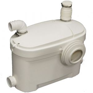 Saniflo Sanisuite Macerator for single toilet and basin 240v