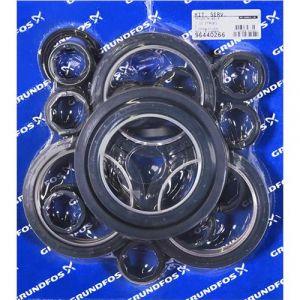 SP125 & SP125N Wear Parts Kit 10 Stage Pump