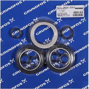 SP17 & SP17(N) & SP17(R) Wear Parts Kit 5 Stage Round Shaft Pump