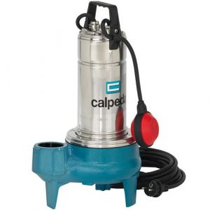 Calpeda GQS 50-9 CG Submersible Vortex Pump With Float 415v