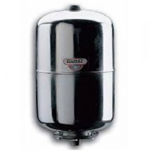 Lowara 8LV Vertical Stainless Steel Expansion Tank - 10 Bar Rated