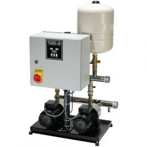 Stuart Turner ABB 0306 2H-SPC/M  Variable Speed Horizontal Twin Booster Set