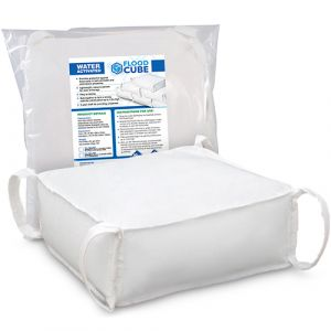 Flood Cube Water Barrier - 1x Pack of 4