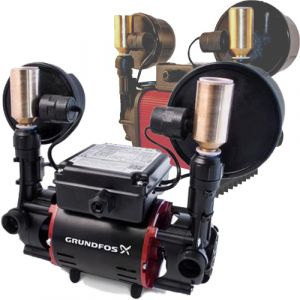 Niagara STC-2.0 CN Universal Centrifugal Twin Impeller Shower Pump replaced with STR2-2.0CN