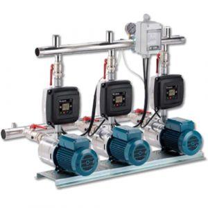 Calpeda Easymat 3MXH1602-EMT-24 Tripple Pump Set 240v