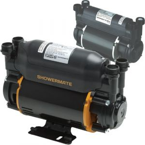 Showermate Eco Twin Head Pump