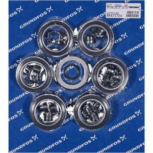 SP17 & SP17(N) & SP17(R) Wear Parts Kit 16 Stage Round Shaft Pump