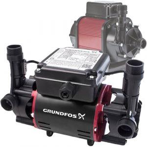 Grundfos Watermill Danube Low Voltage Shower Pump