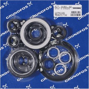 SP30 & SP30(N) & SP30(R) Wear Parts Kit 05 Stage Pump (Std)