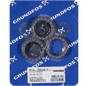 SP(NE) 3A & SP(NE) 5A Wear Parts Kit 12 Stage Round Shaft Pump
