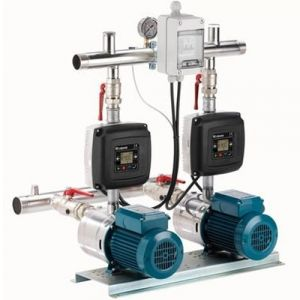 Calpeda Easymat 2MXH1602-EMT-24 Twin Pump Set 240v