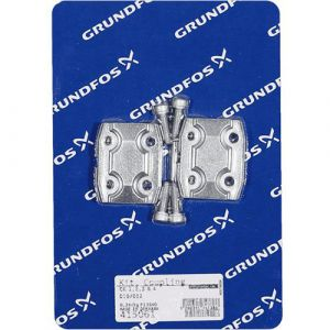 Grundfos Coupling Kit for CRN 1S/1 (stages 1-15), CRN 3 (stages 1-5), CRN 5 (stage 2), CRNE 1 (stages 1-6), CRNE 3 (stages 2-4), CRNE 5 (stage 4), SPK 2 (stages 19-23) and SPK 4 (stages 11-19)