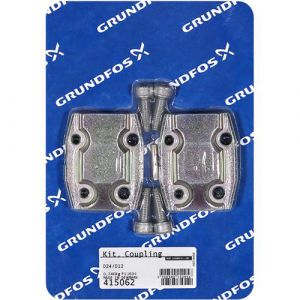 Grundfos Coupling Kit for CRN 1S/1 (stages 1-15), CRN 3 (stages 1-5), CRN 5 (stage 2), CRNE 1 (stages 1-6), CRNE 3 (stages 2-4), CRNE 5 (stages 5-9), MTR 1 (stages 25-36), MTR 3 (stages 17-27) and MTR 5 (stages 9-16)