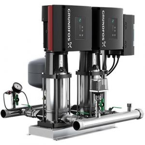 Grundfos Hydro Multi-E 2 CRIE1-4 (3 x 400/230v) Booster Set