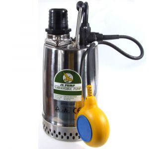 """JS RS-250 1 1/2"""" Top Outlet Submersible Pump With Float 240v"""