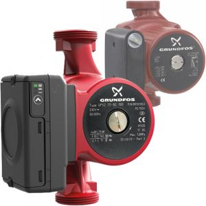 """Old UPS pump replaced with new MAGNA1 """"A"""" Rated Pump"""