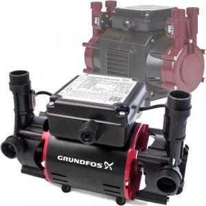 Grundfos Nile Twin Impeller Shower Pump 240V