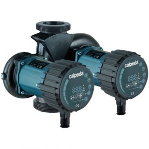 Calpeda NCED H 32-120/180 Energy Saving Twin Circulator Pump 240v