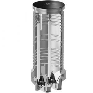 GrundfoPrefabricated Pumping Station