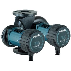 Calpeda NCED H 40F-100/220 Flanged Energy Efficient Circulator Pump