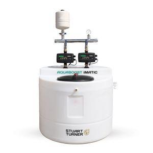 Stuart Turner Aquaboost iMatic 1200 Twin Pump Booster Set