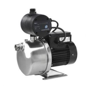 Grundfos JP5 (JP4-54) Booster Pump c/w PM1-22 Pressure Manager 240V