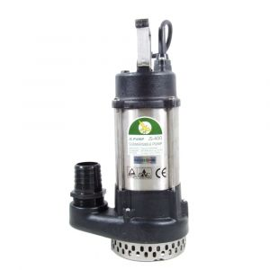 "JS 400 MAN - 2"" Submersible Water Drainage Pump Without Float Switch 110v"