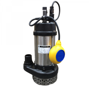"JS 750 AUTO - 2"" Submersible Water Drainage Pump With Float Switch 110v"
