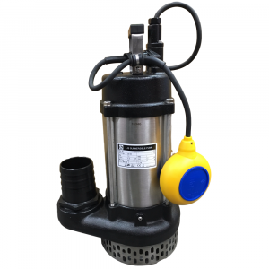 "JS 750 AUTO - 3"" Submersible Water Drainage Pump With Float Switch 110v"