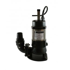 "JST-75 SV - 4"" Submersible Sewage & Waste Water Pump Without Float Switch 415v"