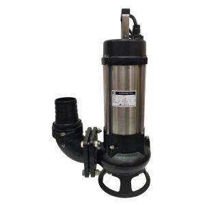 "JS-1500 SK MAN - 3"" Submersible Sewage Pump With Cutter Impeller 240v"