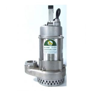 "JS-250SS MAN - 1 1/2"" All 316 Stainless Steel Submersible Drainage Pump 230v"