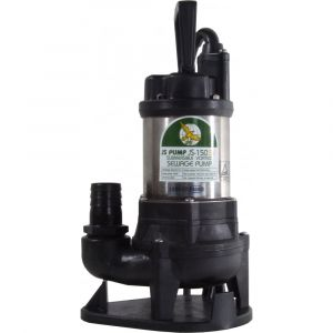 """JS 150 SV MAN - 1 1/4"""" Submersible Sewage & Waste Water Pump Without Float Switch 240v"""