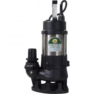 """JS 250 SV MAN - 1 1/2"""" Submersible Sewage & Waste Water Pump Without Float Switch 110v"""