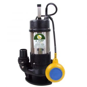 """JS 650 SV AUTO - 2"""" Submersible Sewage & Waste Water Pump With Float Switch 240v"""