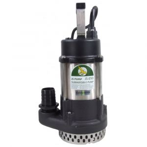 "JS 250 MAN - 1 1/2"" Submersible Water Drainage Pump Without Float Switch 110v"