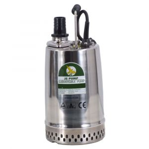 "JS RS-150 1 1/4"" Top Outlet Submersible Pump Without Float 110v"