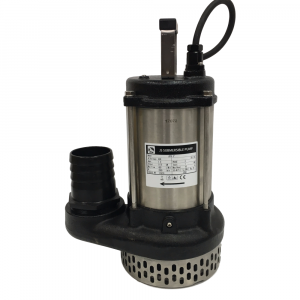 "JST-8 3"" Submersible Drainage Pump Without Float Switch 415v"