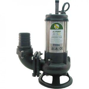 """JST-75 SK - 4"""" Submersible Sewage Pump With Cutter Impeller 415v"""