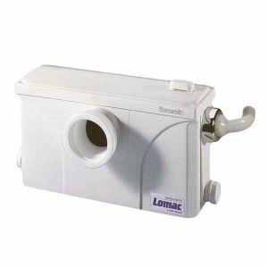 Saniflo Suverain 3000-A Domestic Sanitary System for Toilet, Sink and Shower 240v. Similar to SaniSlim