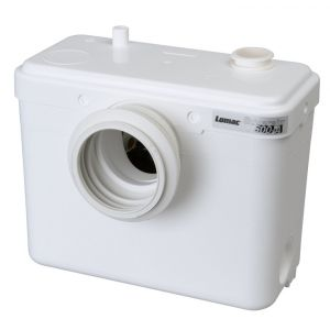 Saniflo Suverain 500-A Domestic Sanitary System for Toilet and Sink 240v. Similar to SaniTop
