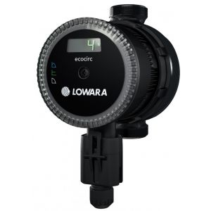 Lowara Ecocirc Premium 25-4 (180) Energy Efficient Domestic Circulator Pump 240V
