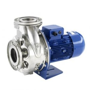 Lowara e-SHE 32-125/07/S25RSVA End Suction Centrifugal Pump 400v