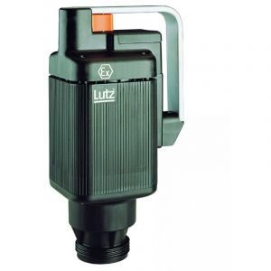 Lutz Drum Pump Motor ME II 5 ATEX Motor 230v - 540-580W