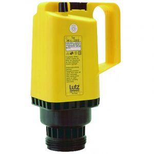 Lutz Drum Pump Motor MI 4-E - 110V - 550-640W