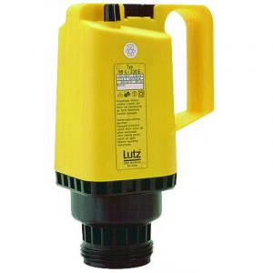 Lutz Drum Pump Motor MI 4 - 110V