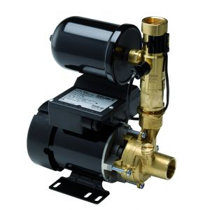 PH 35 / 45 ES FL Auto-Flow Brass Periphal Booster Pump