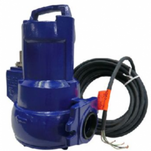 AMA Porter SB Cutter Pump (without Floatswitch) with Portable Installation Kit Fitted